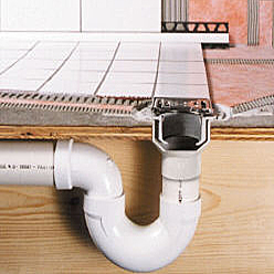 Floor Drain Installation Flooring Ideas And Inspiration - Bathroom floor drain installation